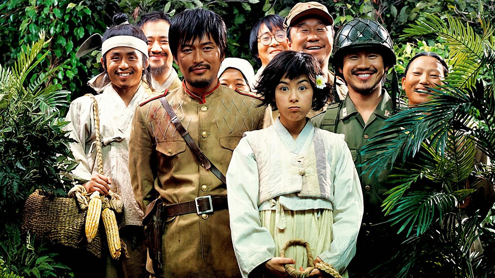 หนังเรื่อง Welcome to Dongmakgol