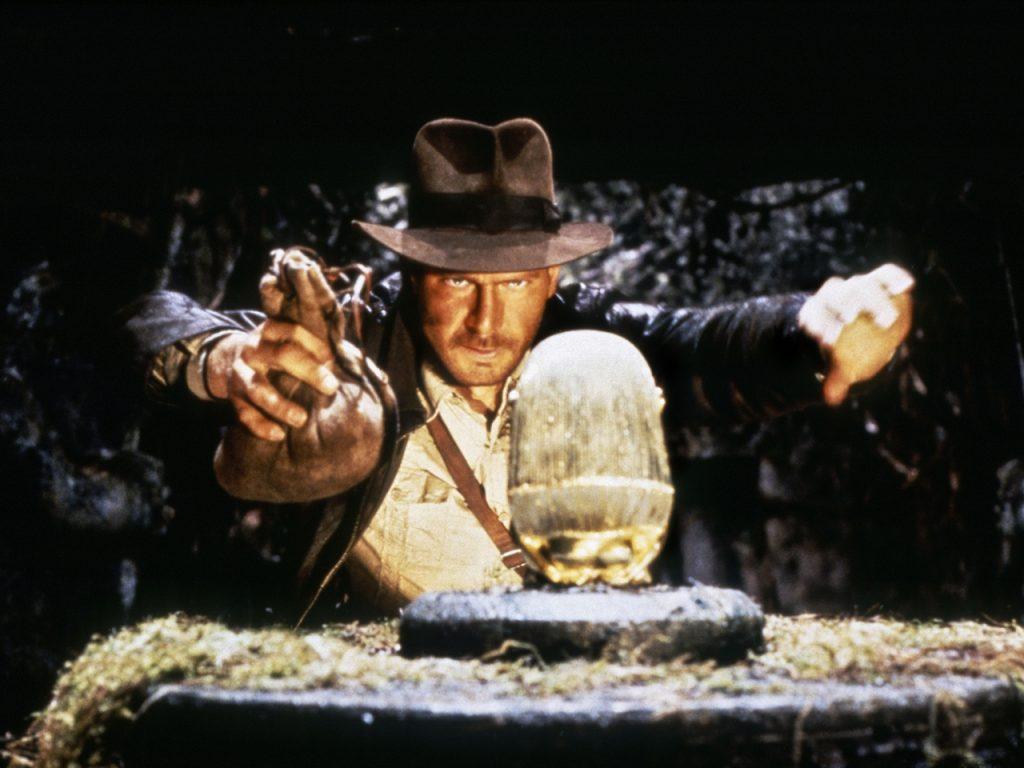 เรื่อง 'Raiders of the Lost Ark' (1981)